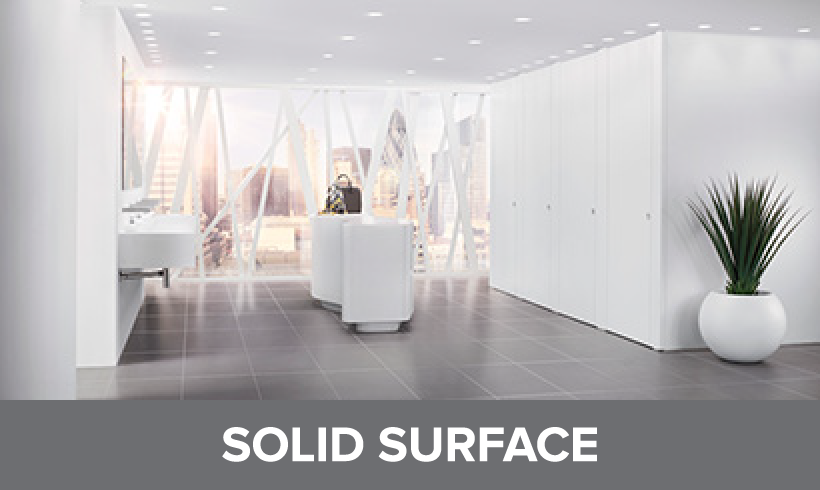 Small Quick Link – Solid Surface
